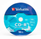 Verbatim CD-R 52X  Wrap Extra Protection 10er Spindel_1