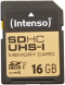 Intenso SD Card 16GB UHS-I_1
