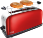 Russell Hobbs Colours Flame Red Langschlitz-Toaster_1
