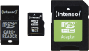 Micro SD Card 16GB Class 10 inkl. SD + USB Adapter Set_3