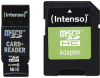 Micro SD Card 16GB Class 10 inkl. SD + USB Adapter Set_2