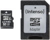 Intenso Micro SD Card 32GB UHS-I inkl. SD Adapter Professional_1