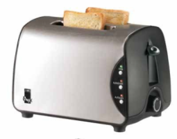 Unold 8066 Toaster Onyx