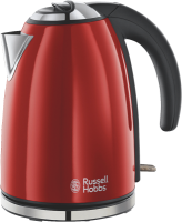 Russell Hobbs Colours Flame Red Wasserkocher