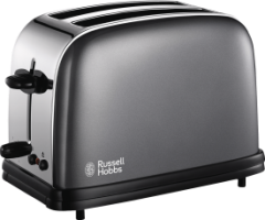 Russell Hobbs Colours Storm Grey Toaster