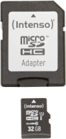 Intenso Micro SD Card 32GB UHS-I inkl. SD Adapter