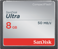 Sandisk Ultra CompactFlash 8GB