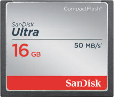 Sandisk Ultra CompactFlash 16GB