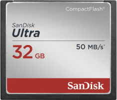 Sandisk Ultra CompactFlash 32GB