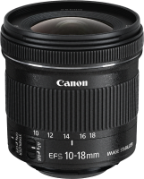 Canon LENS EF-S 10-18 IS STM + EW-73C + LC KIT