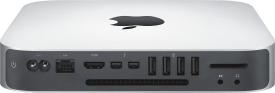 Apple Mac mini dual-core i5 1.4GHz/4GB/500GB/HD Graphics 5000