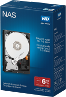 Western Digital NAS 6TB Retail Kit