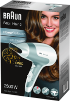 Braun Personal Care HD 580 Satin Hair Power Perfection solo