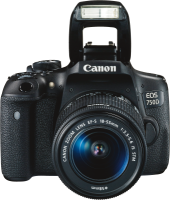 Canon EOS 750D EF-S 18-55 mm IS STM