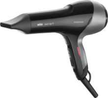 Braun Personal Care HD 780 Satin Hair 7 solo + Styling-Set