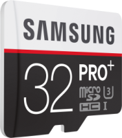 Samsung PRO+ 32GB micro SDHC Card 95MB/s + Adapter