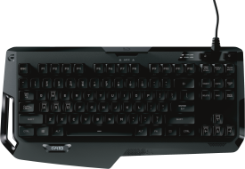Logitech G410 Atlas Spectrum Keyboard Compact