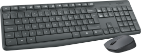 Logitech MK235 Wireless Desktop