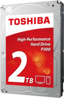 Toshiba P300 2TB High-Performance Hard Drive 3,5""