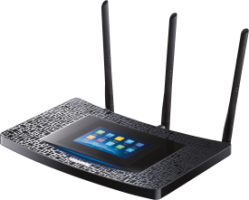 TP-Link Touch P5 AC1900 Touch Screen Wi-Fi Gigabit Router