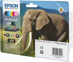 Epson 24 XL Multipack T2438