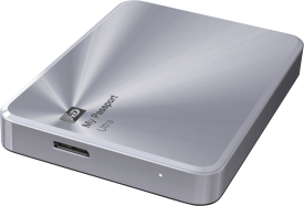 Western Digital My Passport Ultra Metal Edition 4TB USB 3.0