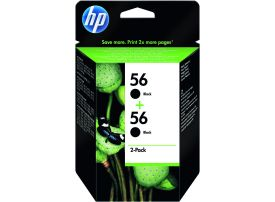 C9502AE HP 56 2-Pack