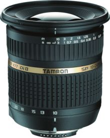 10-24mm F/3,5-4,5 SP Di II LD ASL IF Nikon