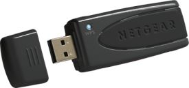WNDA3100-200PES RangeMax™ Dual Band N600-WiFi USB Adapter