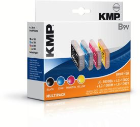 B9V OEM-Brother-LC-1000BK MultiPack