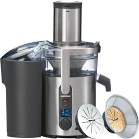 40138 Design Multi Juicer Digital-Smoothie Adv.