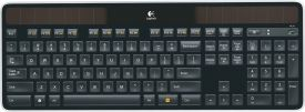 K750 Wireless Solar Keyboard