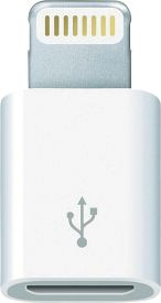 Lightning auf Micro USB Adapter