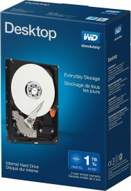 WD Blue Desktop 1TB Retail Kit