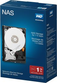 WD Red Desktop 1TB Retail Kit