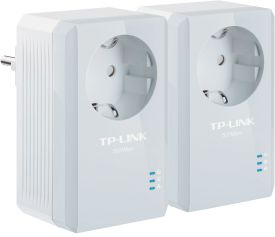 TL-PA4010P KIT AV600 Powerline Adapter