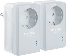 TL-PA4010P KIT AV500 Powerline Adapter
