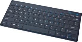 Tastatur Mini Bluetooth KB-BT-001-DE Slimline