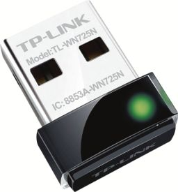 TL-WN725N WLAN Nano USB Adapter 150Mbit/s