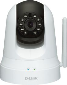 DCS-5020L/E Wireless-N Pan&Tilt Sound Detection Camera