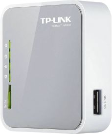 TL-MR3020 mobiler Wireless N Router