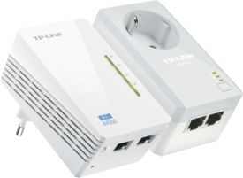 TL-WPA4226 2er KIT AV500 WLAN N Powerline Set