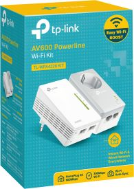 TL-WPA4226KIT V4 AV600 Powerline Wi-Fi Kit