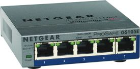 GS105E-200PES 5-Port-Gigabit Switch