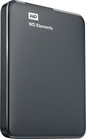 Elements Portable 750GB USB 3.0