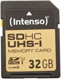 SD Card 32GB UHS-I