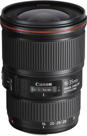 EF 16-35mm 1:4 L IS USM