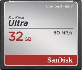 Ultra CompactFlash 32GB