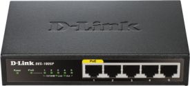 DES-1005P/E 5-Port PoE Fast Ethernet Switch