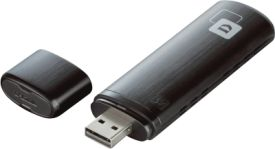 DWA-182 Wireless AC Dualband USB Adapter